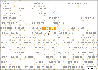 map of Augrub