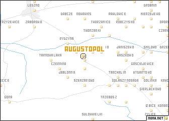 map of Augustopol