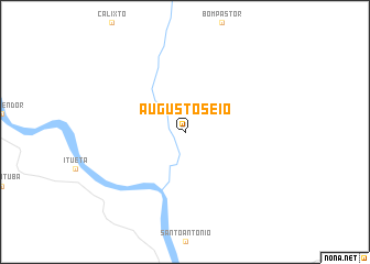 map of Augusto Seio