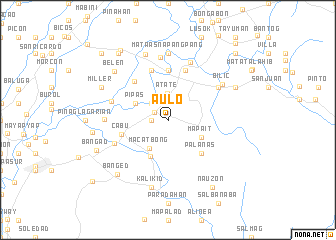 map of Aulo