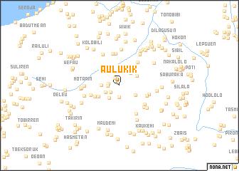 map of Aulukik