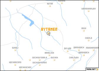 map of Aytamer