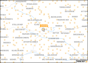 map of Baad
