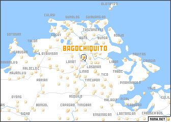 map of Bago-Chiquito