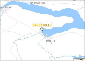 Bagotville Canada Map Nona Net