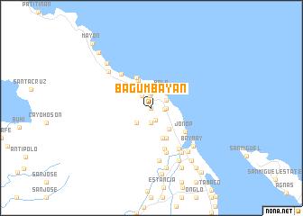 map of Bagumbayan