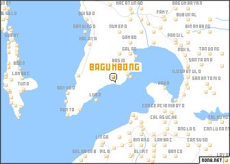 map of Bagumbong
