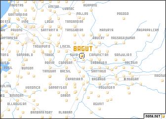 map of Bagut