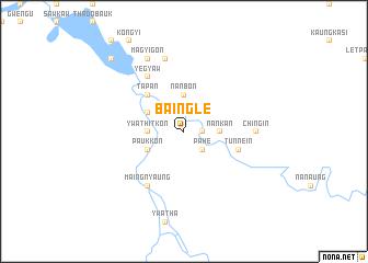 map of Baingle