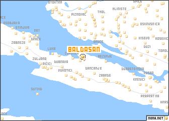 map of Baldasan