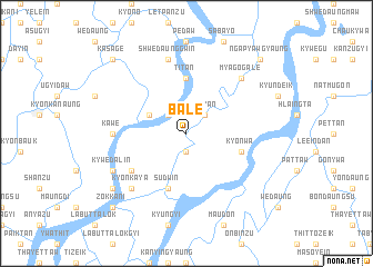 map of Bale