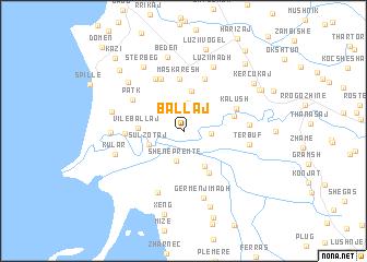 map of Ballaj