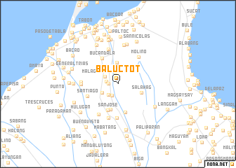 map of Baluctot