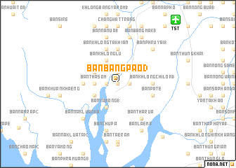 map of Ban Bang Pao (3)
