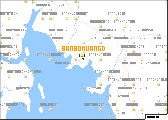 map of Ban Bo Muang (3)