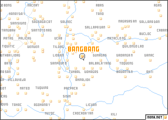 map of Bangbang