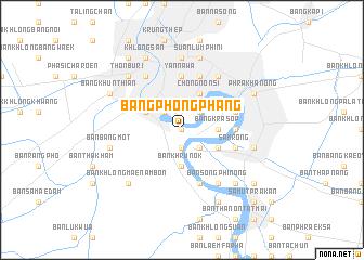 map of Bang Phongphang