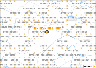 map of Bani Sa Kathiam