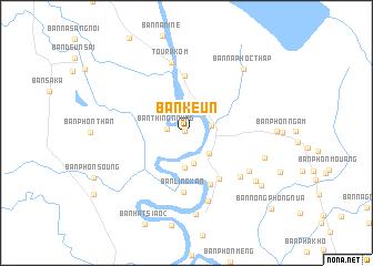 Ban Keun Laos map nonanet