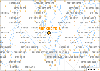 map of Ban Khayai (1)