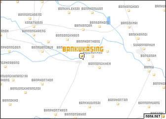 map of Ban Ku Ka Sing