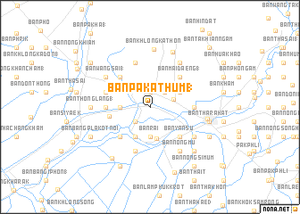map of Ban Pa Kathum (1)