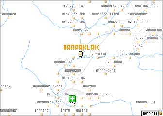 map of Ban Pak Lai (2)