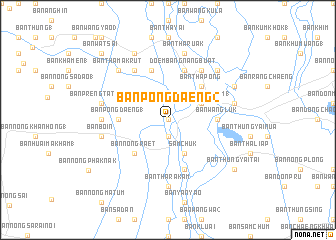 map of Ban Pong Daeng (2)