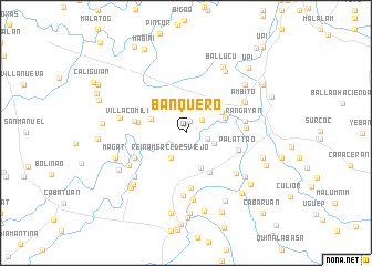 map of Banquero