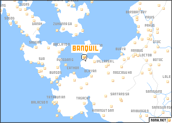 map of Banquil