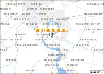 map of Ban Thong Khung
