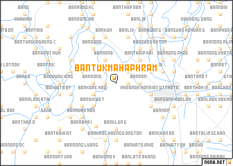 map of Ban Tuk Maha Phram
