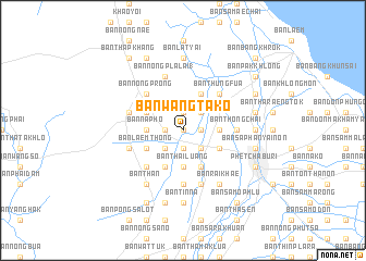 map of Ban Wang Tako