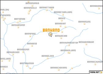 map of Ban Wa No