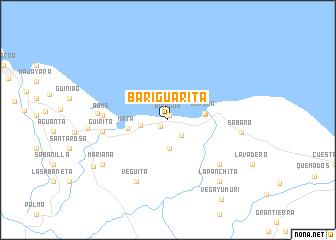 map of Bariguarita