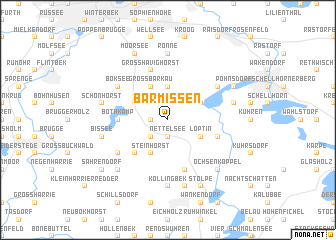 map of Barmissen