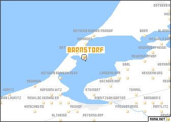 map of Barnstorf
