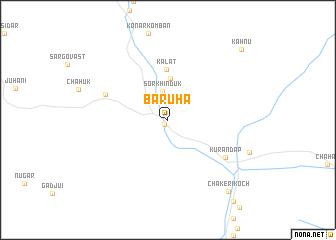 map of Bārūhā
