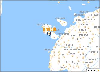 map of Basdio