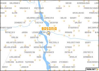 map of Basonia
