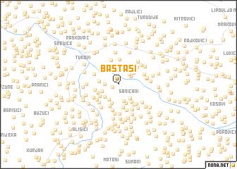 map of Bastasi