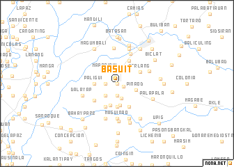 map of Basuit