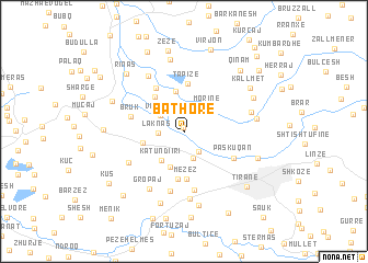 map of Bathore