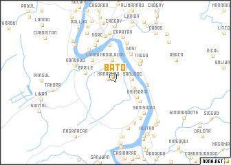 map of Bato