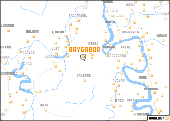 map of Baygabor