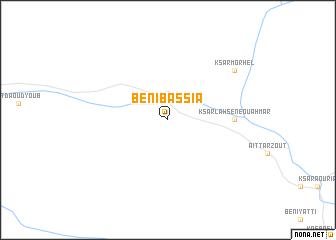 map of Beni Bassia