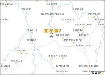 map of Berohay