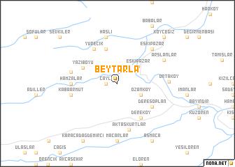 map of Beytarla