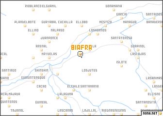 Biafra Guatemala map nonanet