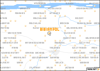 map of Bibiampol